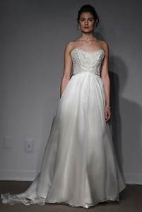 spring 2014 wedding dress anna maier bridal 4 onewedcom With anna maier wedding dress