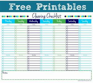 free printable personal house cleaning checklist template With commercial cleaning checklist templates free