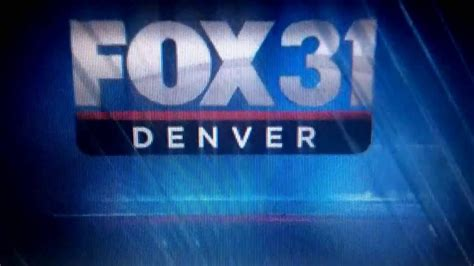 Kdvr Fox 31 Denver News At 9pm Open August 12, 2016 With