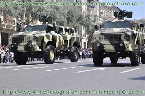 paramount matador new locally produced armoured vehicles marauder matador