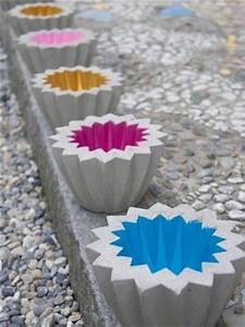Windlichter Selber Machen : beton windlichter selber machen garten and selber machen ~ Lizthompson.info Haus und Dekorationen