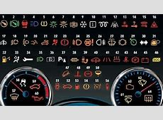 Car dash warnings Do you know what these symbols mean?