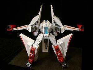 Custom Transformer Jetfire/Skyfire Tetrajet on E-bay ...