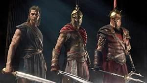 Assassin's Creed: Odyssey - All Legendary Armor Set ...