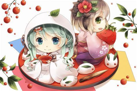 Chibi Anime Girl Wallpaper Desktop Wallpaper Wallpaperlepi