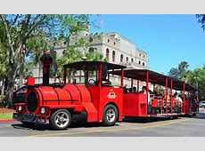 Ripley's Red Train Tours Visit St Augustine