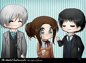 The Infernal Devices by Ailish-Lollipop on DeviantArt