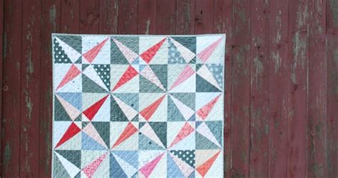 Crossed Canoes Quilt Block Pattern by Quilts Crossed Canoes Quilt