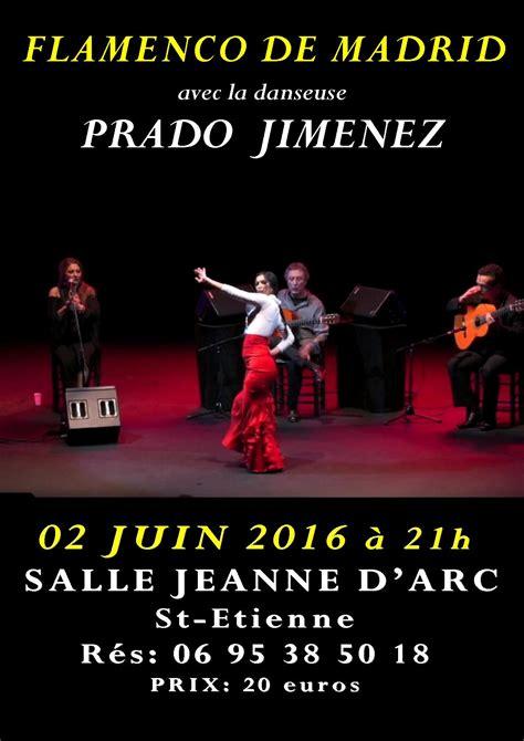 flamenco de madrid avec la danseuse quot prado jimenez quot 02