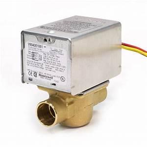 V8043e1061 - Honeywell V8043e1061  4 U0026quot  Sweat Connection