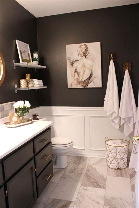 Smart Ideas Dark Floor Bathroom Pinterest Cedcdfcddcd