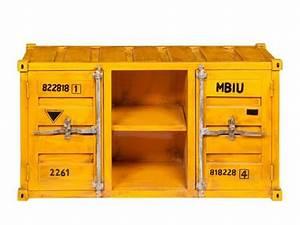 Meuble Entree Industriel : comment repeindre un meuble industriel ~ Teatrodelosmanantiales.com Idées de Décoration