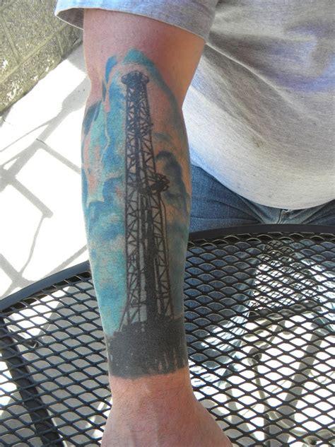 oilfield tattoos designs ideas  meaning tattoos