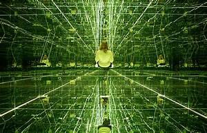 Miroir 2 Metre : en mode miroir une installation de frank thilo ~ Teatrodelosmanantiales.com Idées de Décoration