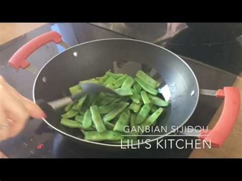cuisine chinoise lili 39 s kitchen cuisine chinoise haricots verts