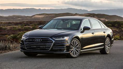 Audi A8 L Photo by 2019 Audi A8 L Review High Tech Luxury Motor Trend