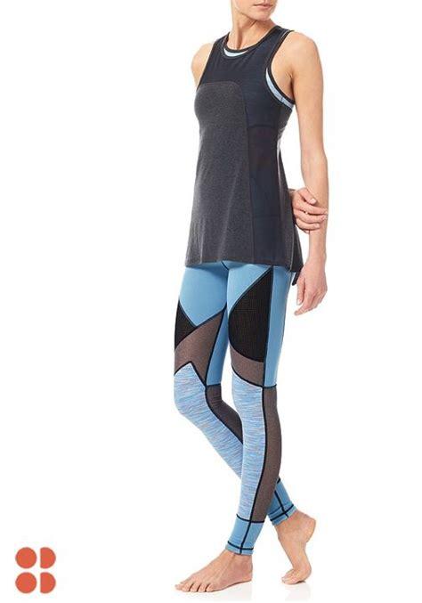 Gym Wear Urdhva Yoga Leggings Toucanblue Leggings