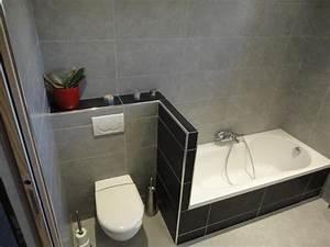modele de salle de bain avec wc maison design bahbecom With salle de bain avec wc