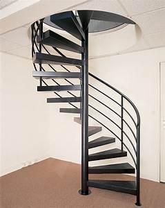Escalier Colimaçon Pas Cher : deco escalier helicoidal ~ Premium-room.com Idées de Décoration