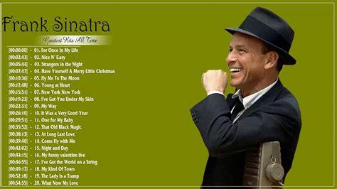 05 october 2020 / musik 24 jam indonesia. Frank Sinatra greatest hits full album - Best songs of Frank Sinatra - YouTube