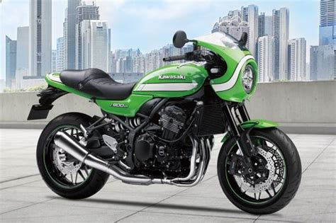Review Kawasaki Z900rs Cafe by Kawasaki Z900rs Cafe Price Specifications Images