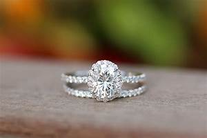 oval diamond engagement rings must read before buying With oval diamond wedding ring