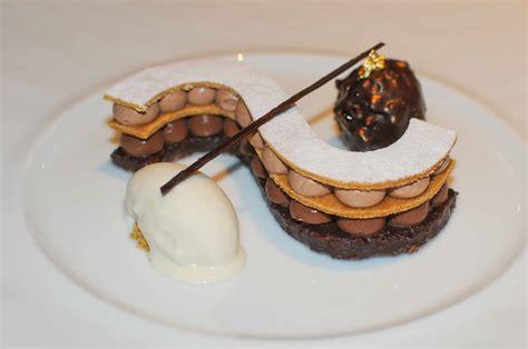 recette de dessert gastronomique sources de caudalie restaurant la grand vigne 224 martillac nicolas masse