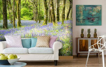 feature wallpaper wall murals wallsauce uk