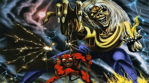 Iron Maiden Eddie Wallpapers - Wallpaper Cave