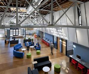 Electric Track Lighting Inside College Track S Dynamic San Francisco Offices