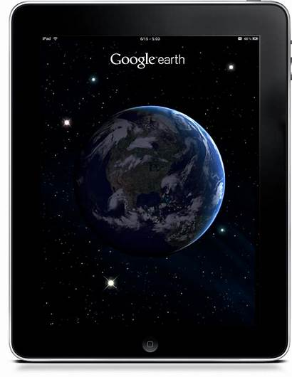 Earth Ipad Google App Support Native Updated