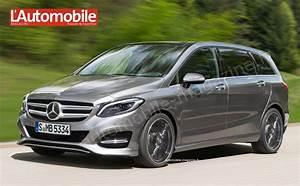 Fiabilité Mercedes Classe B : une mercedes classe b lwb dans les cartons l 39 automobile magazine ~ Medecine-chirurgie-esthetiques.com Avis de Voitures