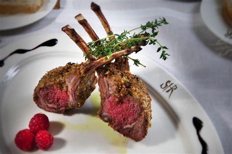 gourmet food restaurant saint hubertus resort