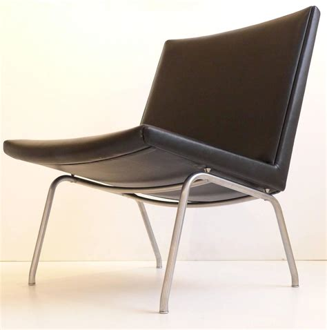 hans wegner airport chair for sale at 1stdibs