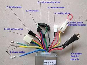 Max Current 15a Hall Sensor Regen Braking Controller  U2013 Wemax