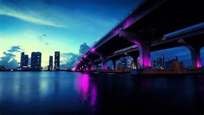 Chill Miami Bridge