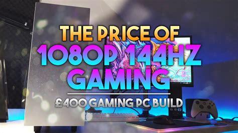 hz  gaming pc  cheap pc challange