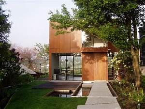 Kleingarten Berlin Kaufen : tromayerbau modernes designer kleingarten wohnhaus am nussberg tromayer bau ~ Whattoseeinmadrid.com Haus und Dekorationen