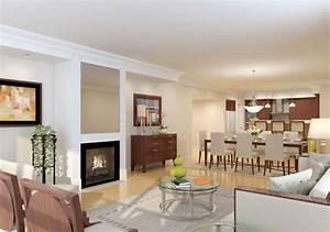 modern european living dining room design ideas interior With modern european living room design