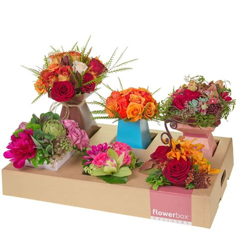 floor delivery flowerbox delivery box flowerbox delivery tray for square vases