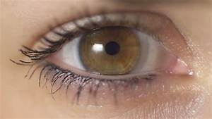 Slow Motion  Blinking Eye Stock Footage Video  100