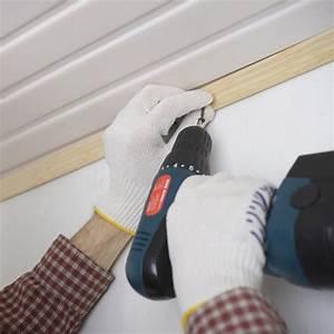 Poser Du Lambris Pvc : poser du lambris en pvc marie claire ~ Premium-room.com Idées de Décoration