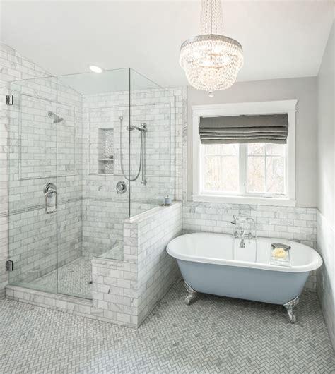 Innovative Simplehuman Shower Caddy In Bathroom