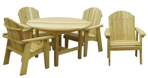 big garden table 46 big chair