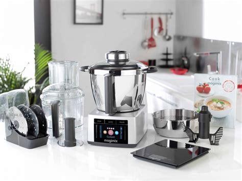 les meilleurs robots de cuisine magimix cuiseur magimix cook expert chromé mat