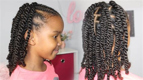braids twists cute easy protective style natural