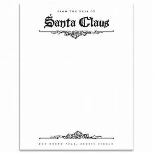 santa claus writing paper new calendar template site With santa claus letter stationary
