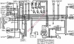 Kawasaki Bayou 220 Wiring Diagram