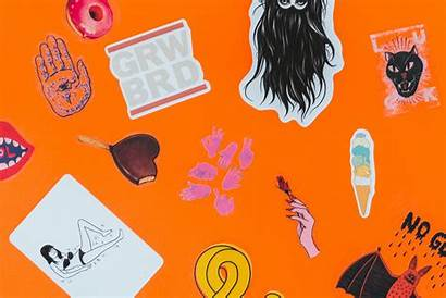 Stickers Society6 Artwork Selling Start Today