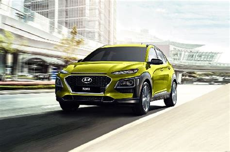 Gambar Mobil Gambar Mobilmazda Cx3 by Hyundai Kona 2019 Harga Konfigurasi Review Promo September